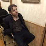 Журналист «Эха Москвы» опубликовал фото напавшего на ведущую радиостанции