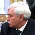 Губернатора Петербурга отправят в отставку после выборов президента РФ