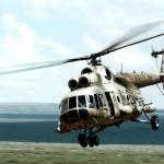 В Норвегии рухнул в море российский вертолет