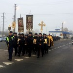 Сотрудники ГИБДД в Краснодаре провели крестный ход против аварий