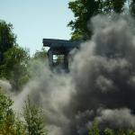 В Сибири на складах взорвались 8 военных
