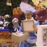 В Москве продают новогодние игрушки с танками и БТРами (фото)