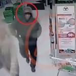 «Фонтанка» опубликовала видео, на котором, возможно, запечатлен подозреваемый во взрыве