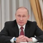 Путин считает, что Ленин это Христос