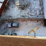 В Петербурге из-за ЧМ по футболу замуровали дом с жильцами