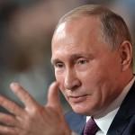 Путин потратил на агитационную кампанию уже около 1 млрд рублей