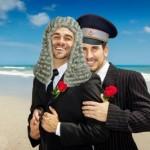 В России впервые признали однополый брак между мужчинами