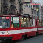 Петербургские подростки устроили стрельбу по трамваю