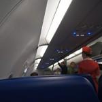 «Жена депутата» устроила скандал на рейсе Москва-Бейрут