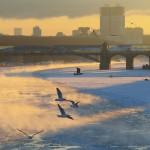 Зима в Москве побила новые рекорды
