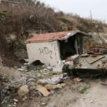 Пентагон продемонстрировал фото уничтоженного в воскресенье российского танка в Сирии