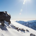Лавина сошла на автостоянку горнолыжного курорта в Приэльбрусье
