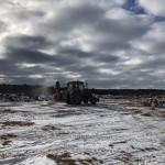 На полигоне «Ядрово» зафиксировано превышение нормы выброса газа в семь раз