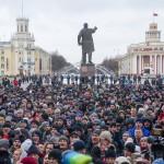 Митинг в Кемерово — «погибло около 300 людей, 70% — дети»
