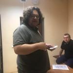 Задержан организатор митинга в Волоколамске