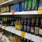 В России малому бизнесу запретят торговать пивом