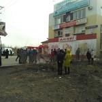 В Кургане обрушилось здание, в котором были офисы и магазин «Магнит»
