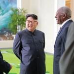 Президенты двух Корей встретятся и начнут переговоры о мирном сосуществовании