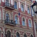 Эксперт: Закрывая генконсульство США, власти разрушают историческую миссию Петербурга