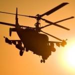 В Сирии разбился российский военный вертолет, экипаж погиб