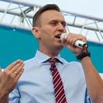 Алексея Навального отпустили из полиции
