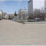В Екатеринбурге на акции в поддержку инаугурации Путина никто не пришел