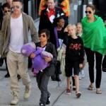 Анджелина Джоли может остаться без своих детей из-за странностей поведения