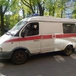 Мужчина выпал из окна отдела полиции в Петербурге