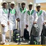Сборная Нигерии покорила Сеть своей официальной формой к ЧМ-2018