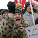 В Кремле ждут протестов из-за пенсий и вспоминают, как их гасить