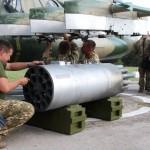 Украина испытала авиаракеты «Оскол» собственного производства