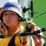 Украинские лучники установили мировой рекорд на Гран-при Европы