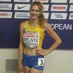 Украинские легкоатлеты завоевали 4 «золота» на Международном турнире