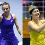 Впервые в истории две украинки пробились в 1/8 финала US Open