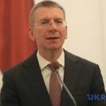 Глава МИД Латвии уверен, что Украина скоро вернет Крым