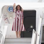 Мелания Трамп устроила себе тур по Африке (фото)