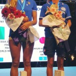 Украинка Жаркова нырнула без снаряжения на глубину 70 метров, установив мировой рекорд