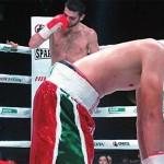 Украинские боксеры выиграли 3 из 4 титульных боев на турнире «Вместе с легендами»