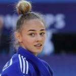 Билодид завоевала «золото» юниорского Чемпионата мира по дзюдо
