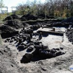 На Хортице нашли погребения IV века до Р.Х.