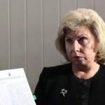 Омбудсмен РФ не выходит на связь, ждет указаний из Кремля