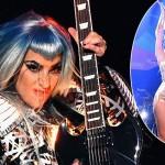 Леди Гага удивила провокационными образами на концерте в Лас-Вегасе (фото)