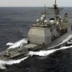 Военные корабли США готовятся к отправке в Черное море к Керченскому проливу