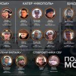 Все захваченные РФ украинские моряки признаны военнопленными