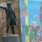 Памятник Суворову уберут из Киевского лицея Богуна