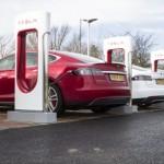 Маск анонсировал появление Tesla Supercharger в Украине уже в новом году