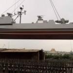 Украина испытала десантно-штурмовые катера