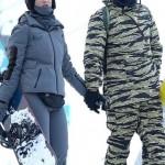 Кэти Перри и Орландо Блум отдыхают в горах