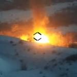 ВСУ уничтожили гусеничный тягач оккупантов с зенитной установкой