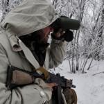 На Донбассе наши сбили дрон россйских оккупантов с осколочной взрывчаткой (видео)